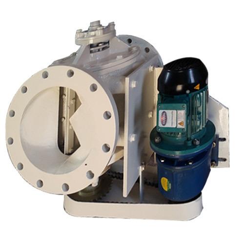 Chain Driven Valves : Rotary airlock valve manufacturer basuri enterprises